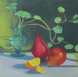 Still Life Red Pears